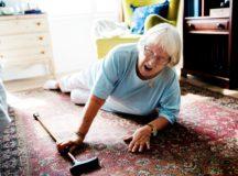 自宅でよく転んでしまう…住宅環境で転倒予防