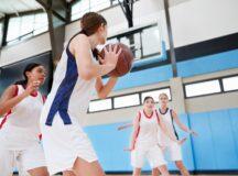バスケットボールと足関節捻挫の原因・治療・予防